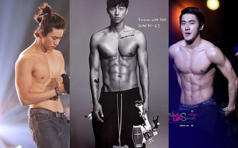 Los 10 famosos con el mejor cuerpo del espectaculo coreano for Los mejores chismes del espectaculo
