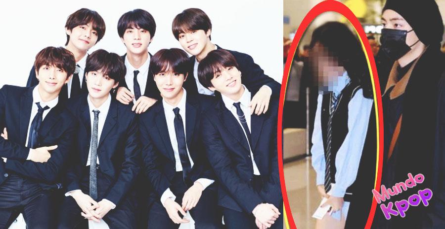 Viral: Conocida sassaeng se aproxima a BTS sin pantalones ...