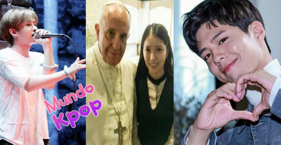 Estos Son Idols Han Confesado Tener La Mas Fuerte Fe Religiosa De Todo El K Pop